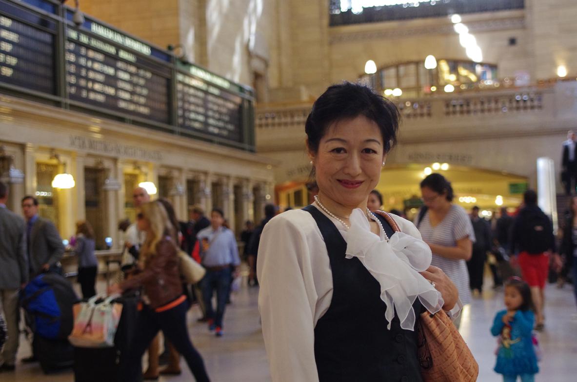 大貫恵美子NYC