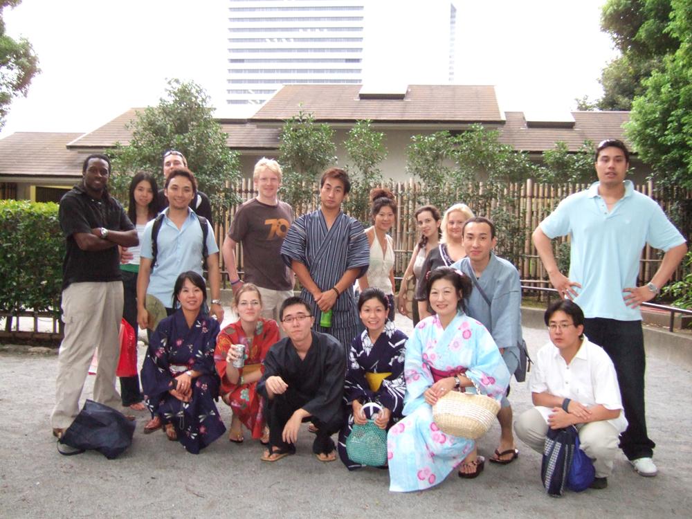 2006_0830浴衣ボート・クルーズ・パーティ