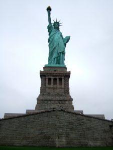NYの自由の女神