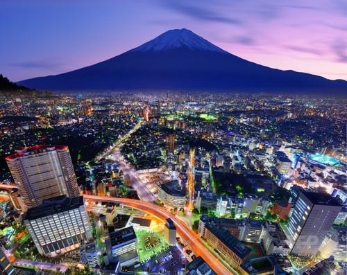 アジアで一番観光したい国日本