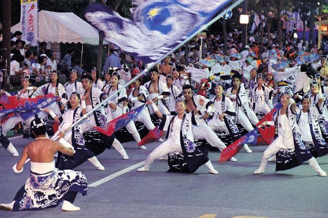日本の夏の大きなイベント