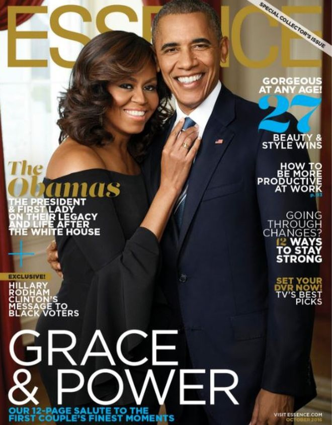 オバマ前大統領は、8年間同じ体形を維持し続けました!