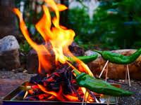 火は私たちを研ぎ澄まさせる!