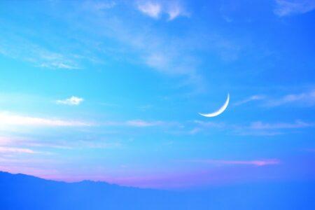 月はいつも満月です🌕